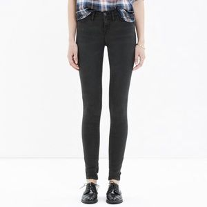 Awesome pair of legging jeans from Madewell!